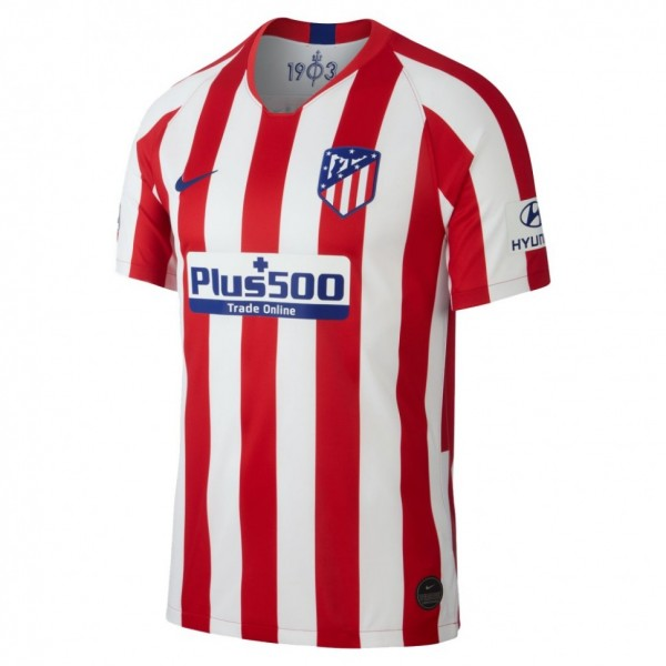 Футбольная форма Atletico Madrid Домашняя 2019/20 4XL(58)